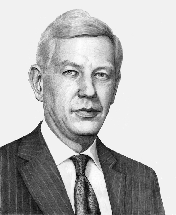 Dominic Barton, global managing director of McKinsey Company