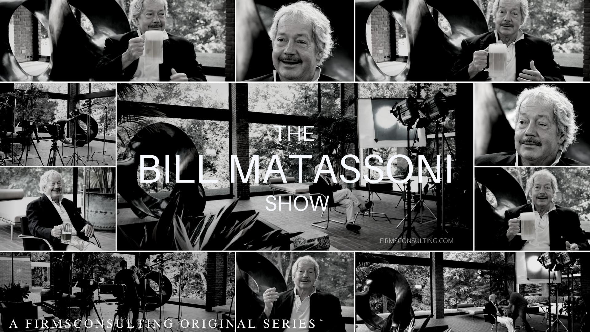 Poster for The Bill Matassoni Show